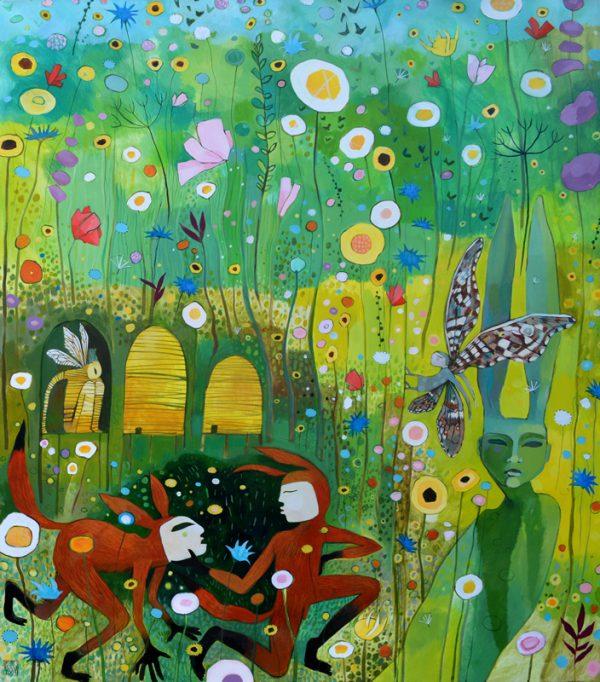 Wild Garden Image