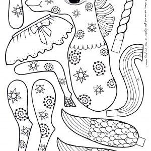 Unicorn Faery