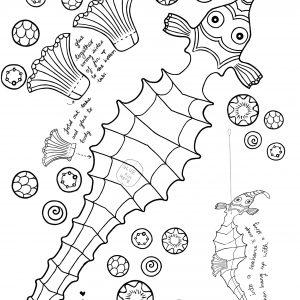 Little Seahorse